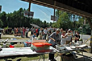 Lunch Line